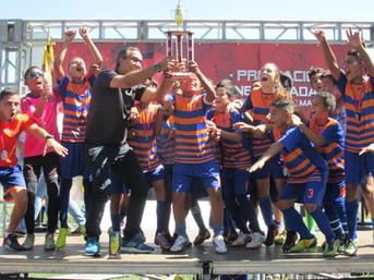 "¡Academia Puerto Cabello Sub 13 ""A"" campeona del estado Carabobo!"