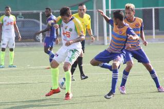 ¡Academia Puerto Cabello dictó catedra de fútbol ante Ureña SC!