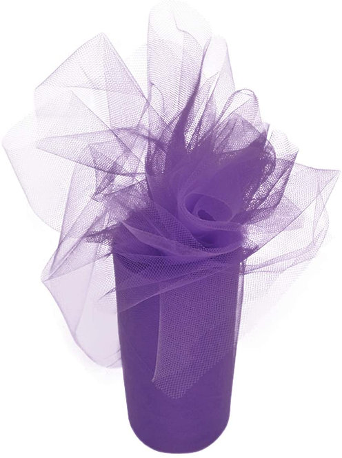 6 Inches * 25 Yards - Purple