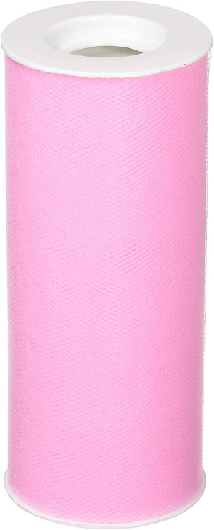 6 Inches * 25 Yards - Baby Pink