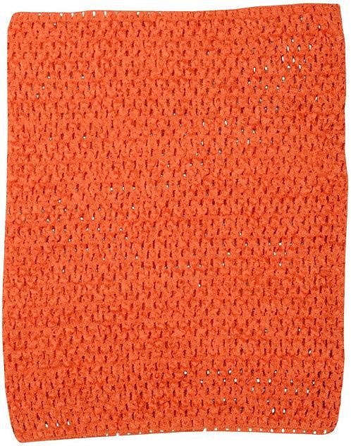 TuTu Crochet Top - Orange