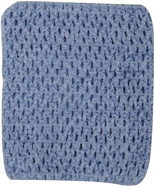 TuTu Crochet Top - Light Blue