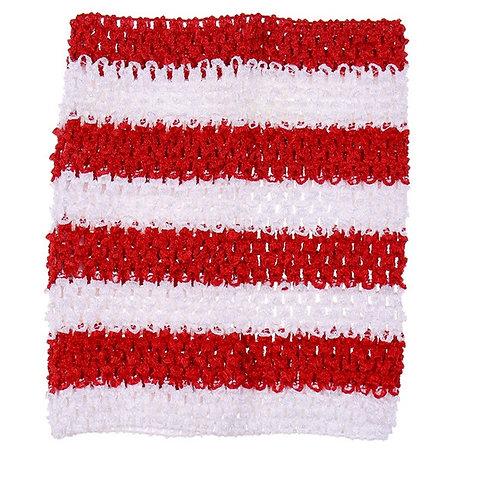 TuTu Crochet Top - Santa