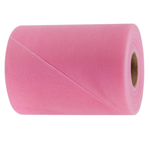 6 Inches *100 Yards - Light Rose Pink