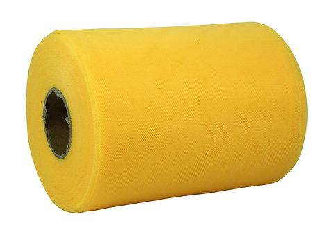 6 Inches *100 Yards - Mango Yellow