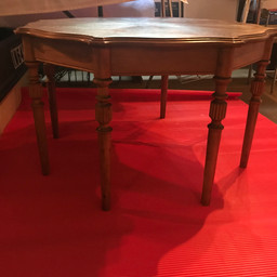 Vintage Spider Parlor Table