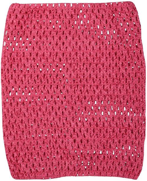 TuTu Crochet Top - Raspberry