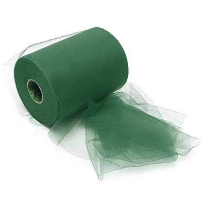 6 Inches *100 Yards - Dark Green