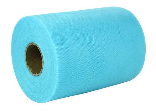 6 Inches *100 Yards - Aqua Blue