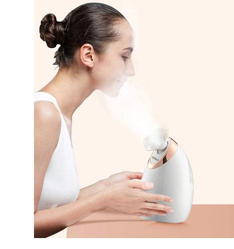 Facial Steamer Nano Iconic Tech - Silver