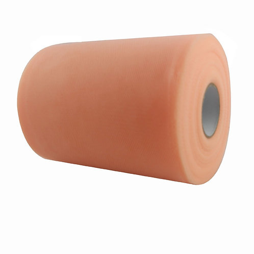 6 Inches *100 Yards - Light Peach