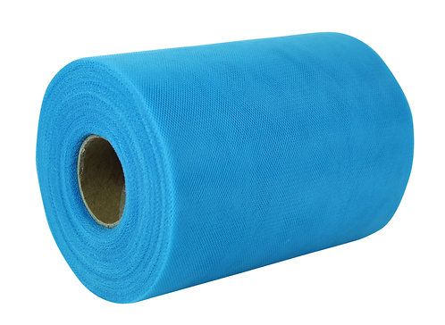 6 Inches *100 Yards - Turquoise Blue
