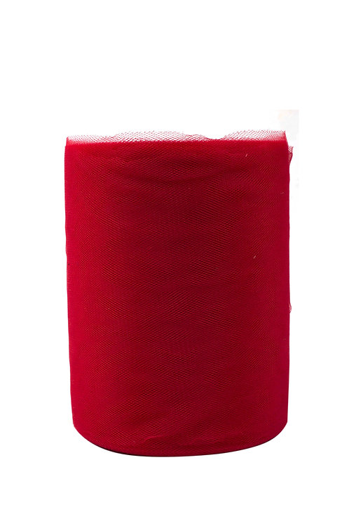 6 Inches *100 Yards - Red