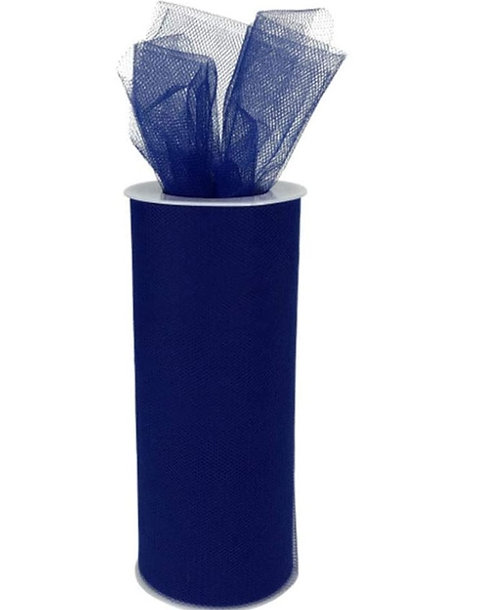 6 Inches * 25 Yards - Royal Blue