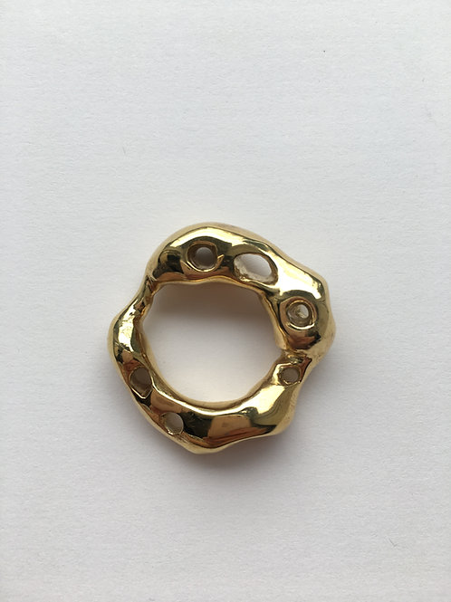 Obese Ring with Holes