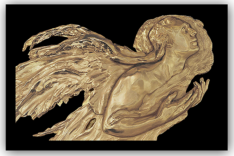 Angel of the North Bronze