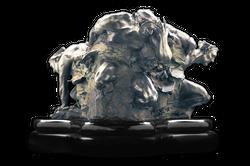 Cataclasis Study Bronze