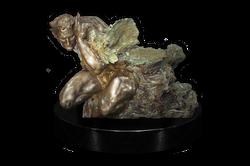 Cataclasis Emerging Latent Bronze