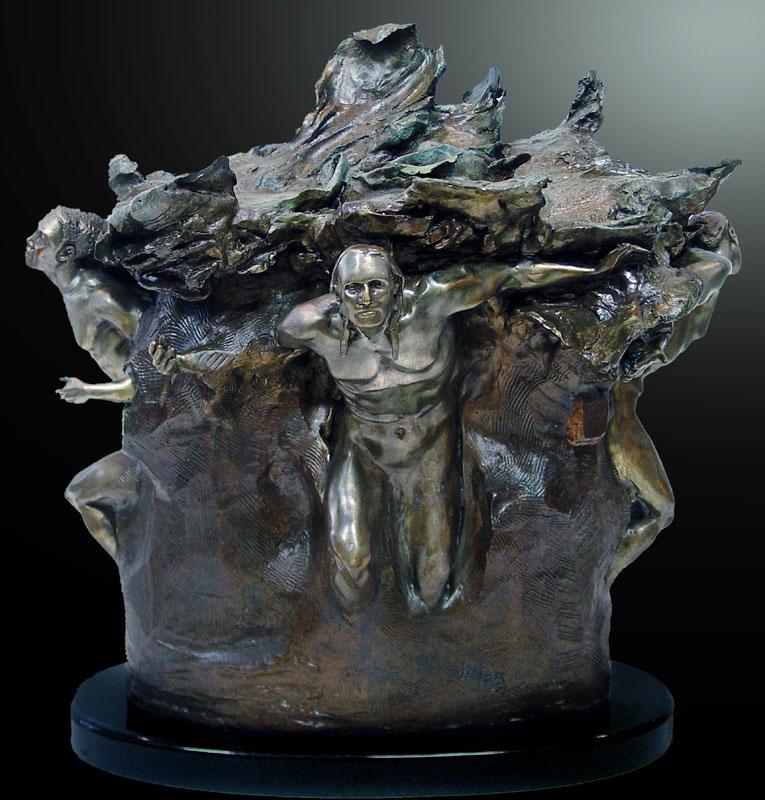 Tectonics Bronze