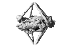Octahedron Clay