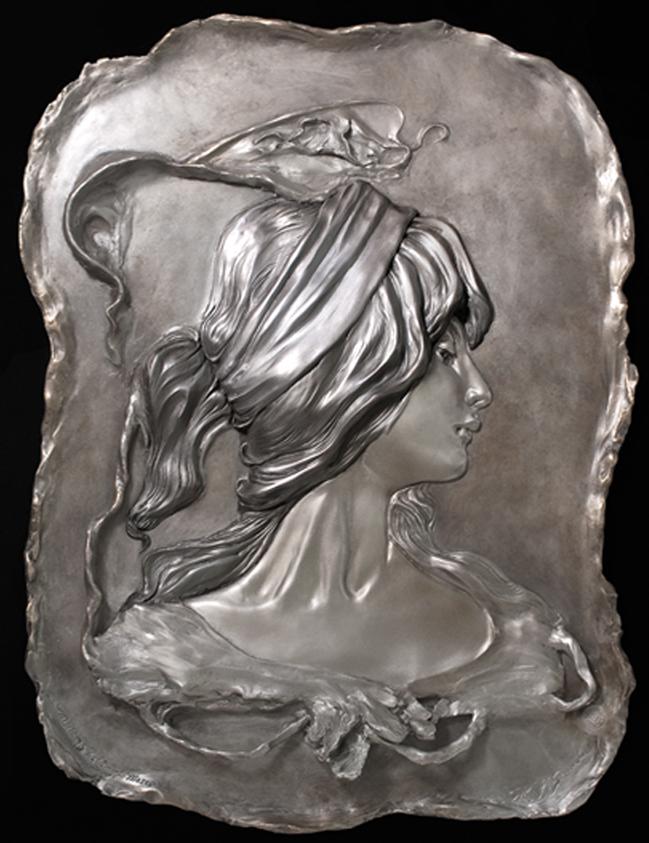 Water Mirror Bronze