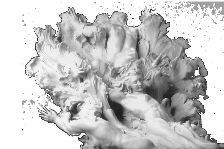 Sea Creates Clay