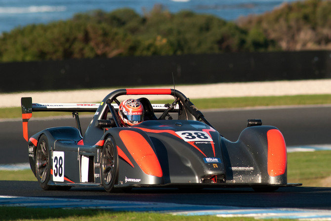 Neilson takes top points for Radical at Phillip Island