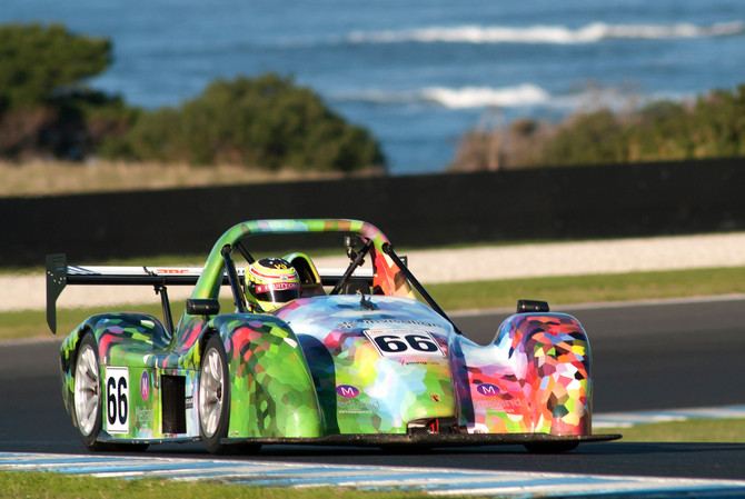 Shahin/Winslow claim double victory at Phillip Island