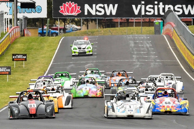 11th season for Radical Australia Cup heralds new beginning
