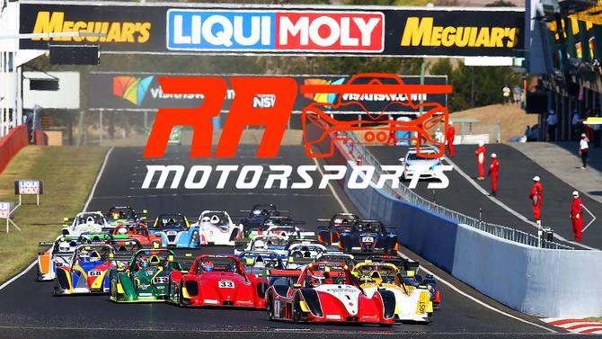 RA Motorsports 2017 Calendar Announced!