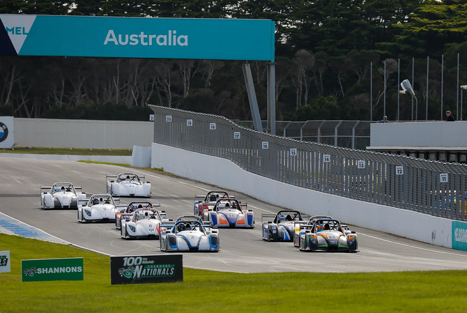 Radical Australia Cup title on the line at Phillip Island