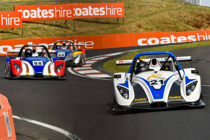 'Peter Perfect' takes fifth Radical victory at Bathurst