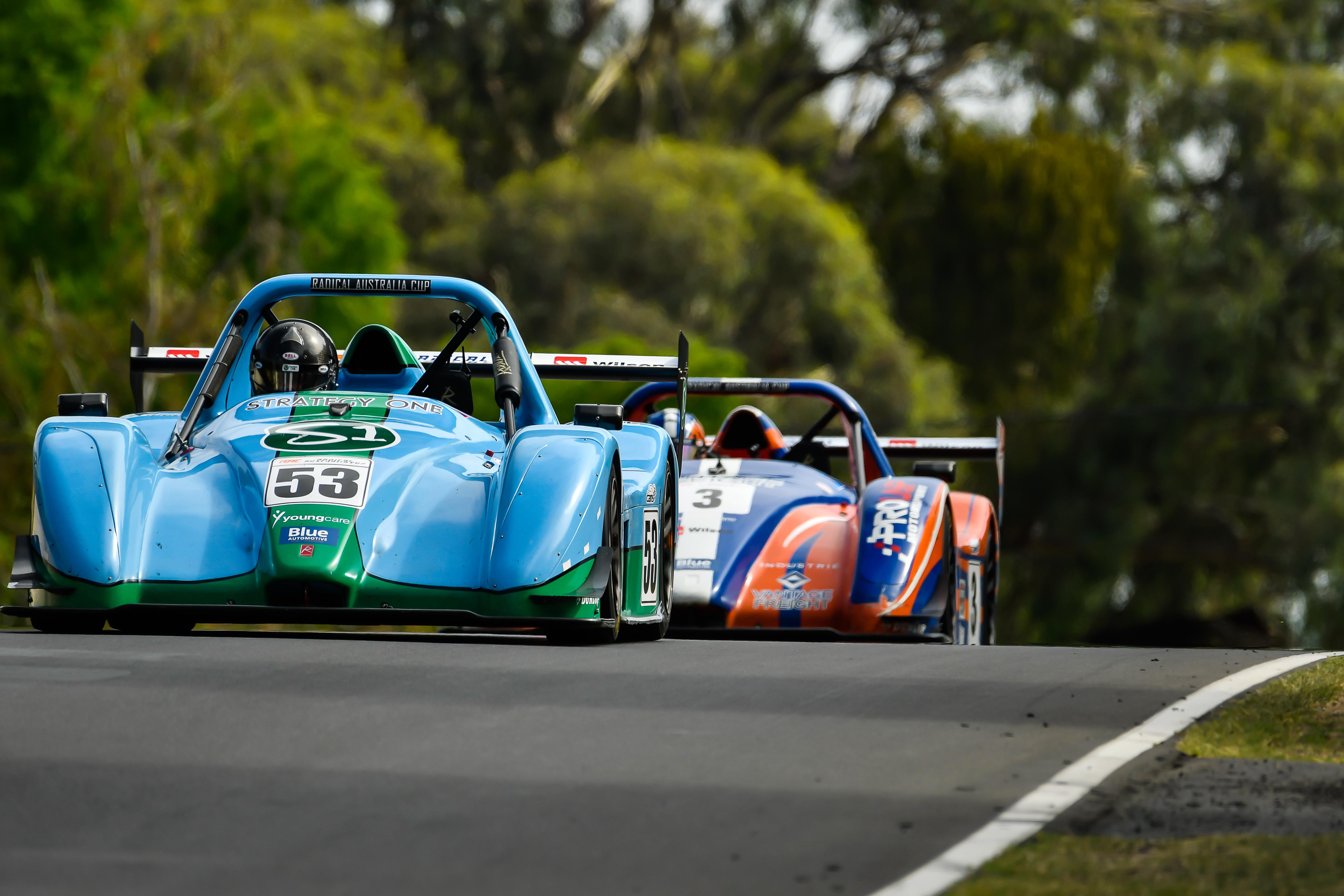 Simon Meade SR3 RAC Round 1