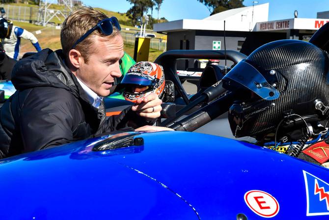 Karl Reindler to front Radical Australia Cup