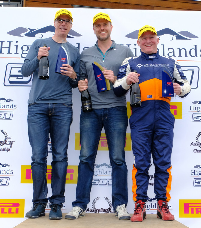 Paddon claims ninth win of season and 2017 title at Highlands