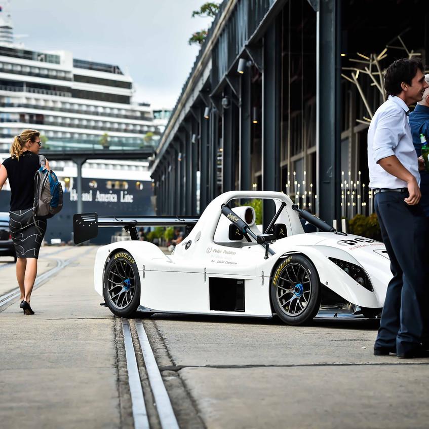 1 RA Motorsports Radical