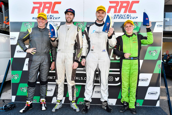Challenging weekend for Radical Australia Cup in Sydney