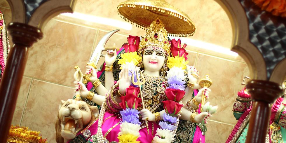 Durga Ashtami Jagran