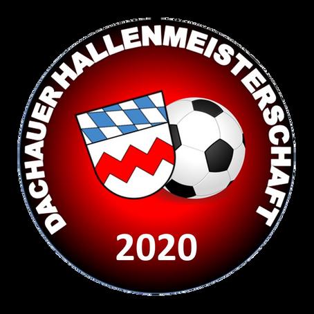 Hauptrunde der Dachauer Hallenmeisterschaft mit Weichser Beteiligung