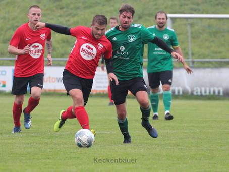 Impressionen vom Derbysieg der ersten Mannschaft gegen Indersdorf