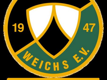 Jahreshauptversammlung des SV Weichs Fußball