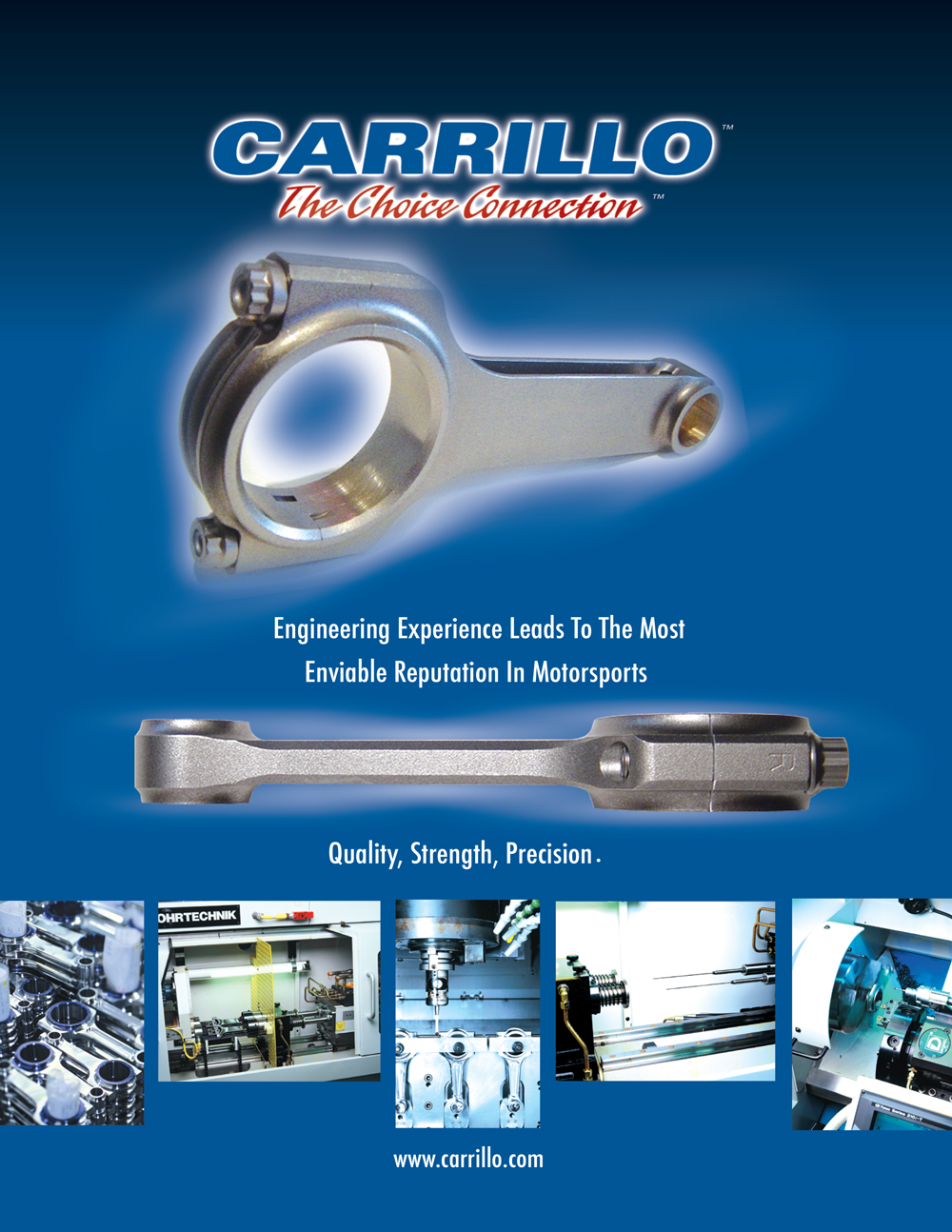 Carrillo Print Ad