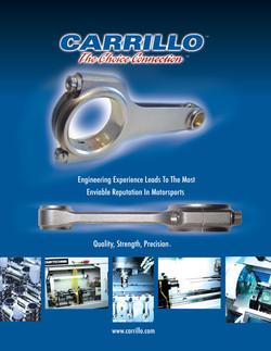 Carrillo Print Ad