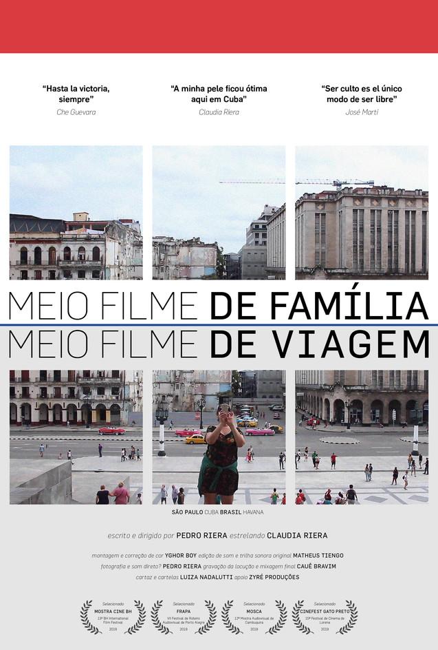 Meio Filme de Familia Meio Filme de Viagem