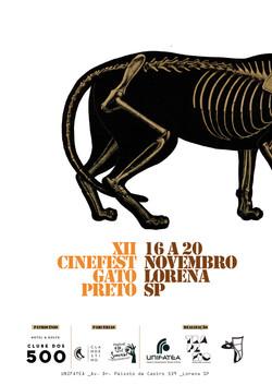 XII Cinefest Gato Preto