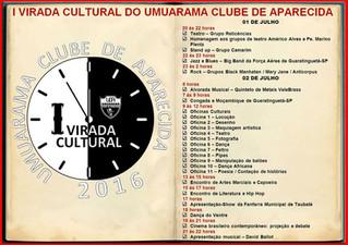 2 de julho | Virada Cultural com curtas em Aparecida
