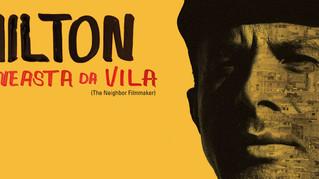 Sessão especial Milton Santos