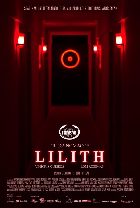 'LILITH' Horror Short Film Teaser Poster
