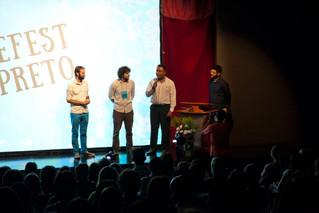 Programação Completa do XIII Cinefest Gato Preto