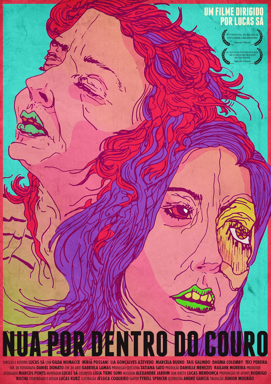 Nua por Dentro do Couro poster.png